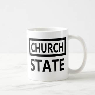 The Separation of Church and State - 1st Amendment Coffee Mug