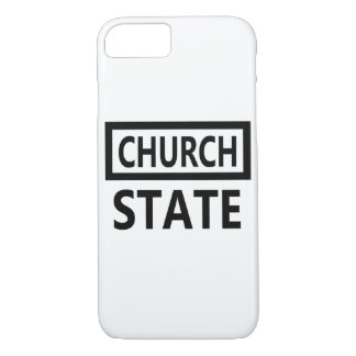 The Separation of Church and State - 1st Amendment iPhone 8/7 Case