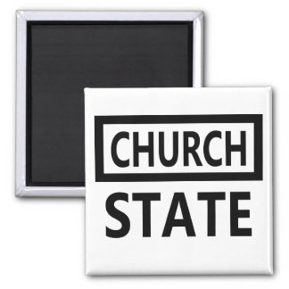 The Separation of Church and State - 1st Amendment Magnet
