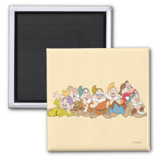 The Seven Dwarfs 2 Magnet