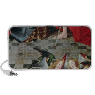 The Seven Joys of the Virgin Altarpiece iPod Speakers