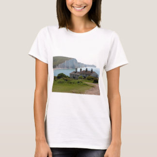 The Seven Sisters, Cuckmere Haven, Sussex T-Shirt