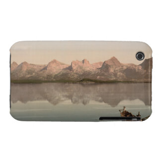 The Seven Sisters, Nordland, Norway iPhone 3 Covers