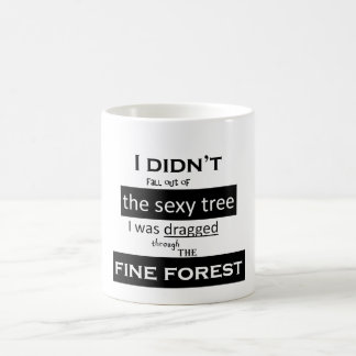 The Sexy Tree Mug