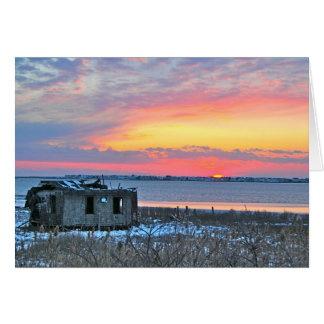 The Shack Note Cards` Card