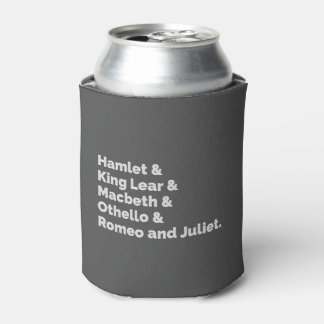 The Shakespeare Plays I Can Cooler
