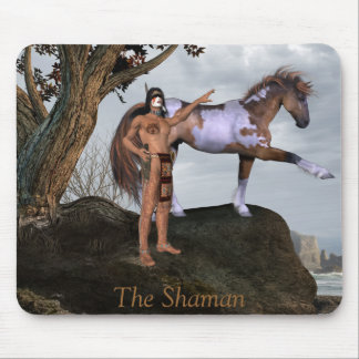 The Shaman Mouse Pad