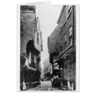 The Shambles 1901 Card