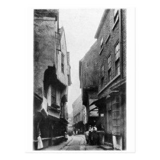 The Shambles 1901 Postcard