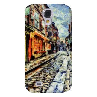 The Shambles York Vincent Van Gogh Samsung Galaxy S4 Cover