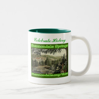 The Shannondale Springs Mug