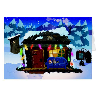 The Shanty Shack Christmas Card