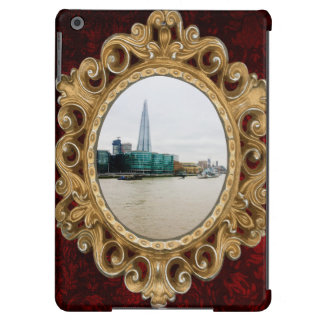 The Shard and river Thames, London UK iPad Air Cases