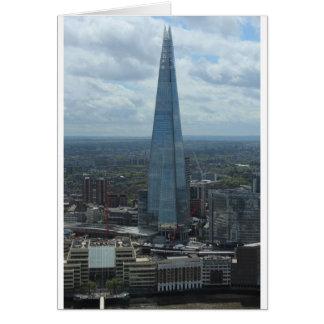 The Shard, London Card