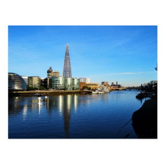 The Shard of Glass and City Hall in London Postcard