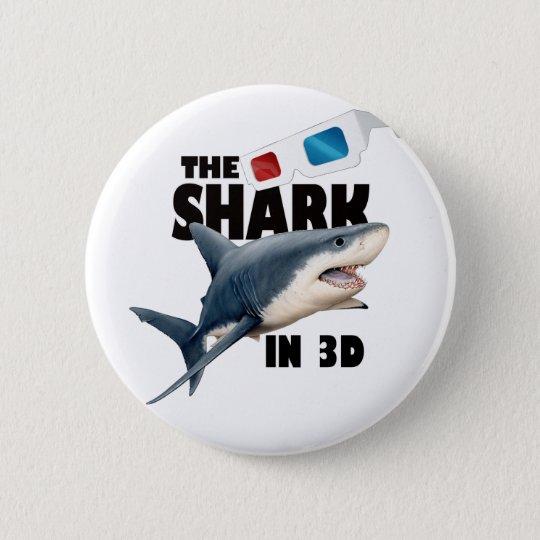 The Shark Movie 6 Cm Round Badge