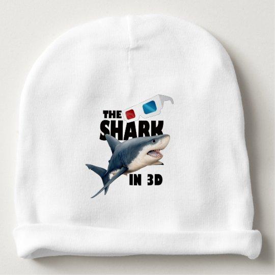 The Shark Movie Baby Beanie