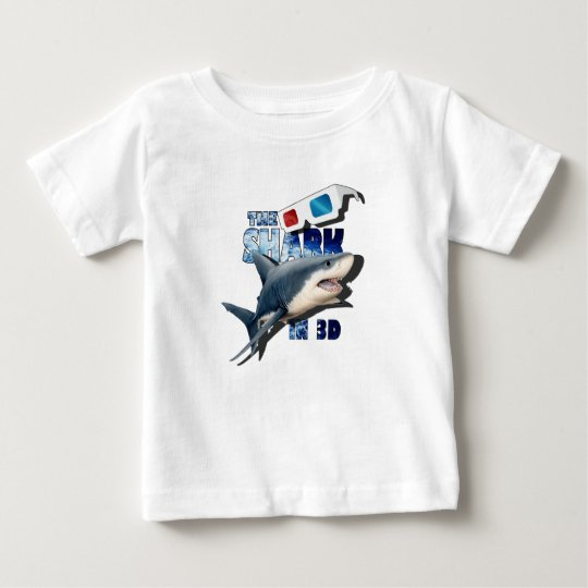 The Shark Movie Baby T-Shirt