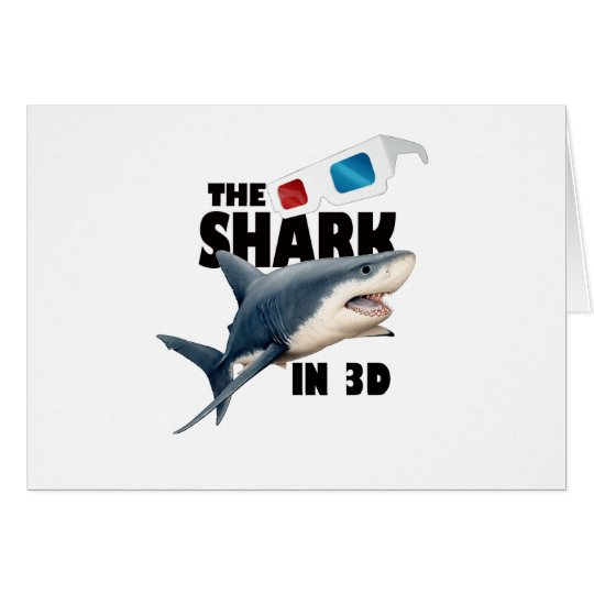 The Shark Movie Card