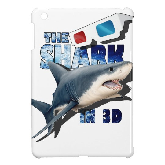 The Shark Movie Case For The iPad Mini