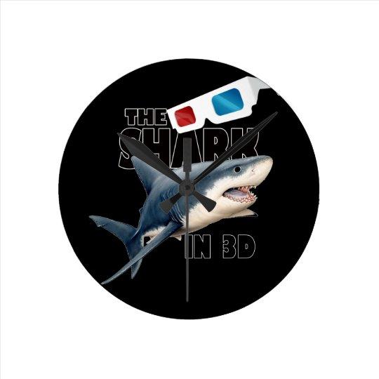The Shark Movie Clock