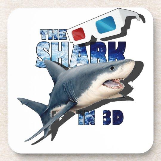 The Shark Movie Coaster