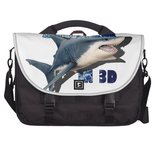 The Shark Movie Computer Bag