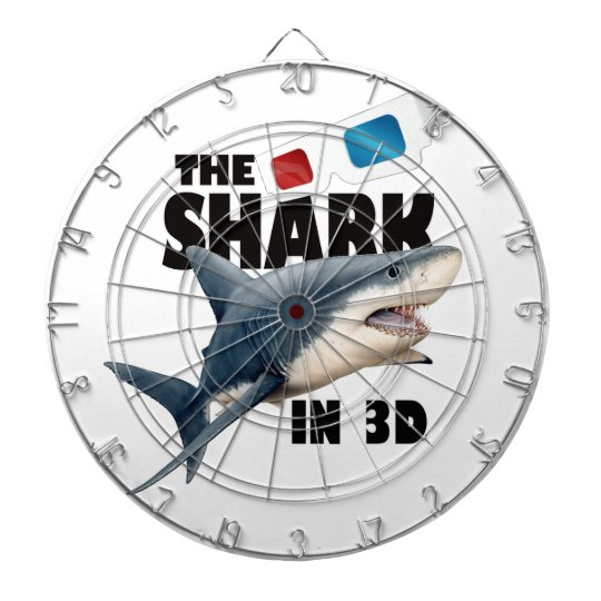 The Shark Movie Dart Board