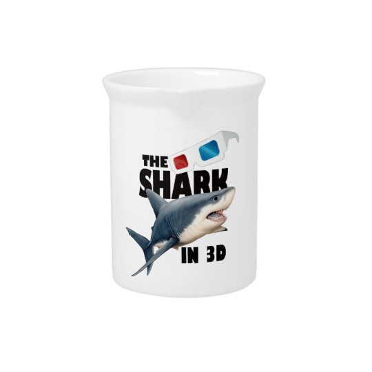 The Shark Movie Drink Pitchers