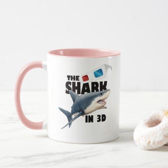 The Shark Movie Mug