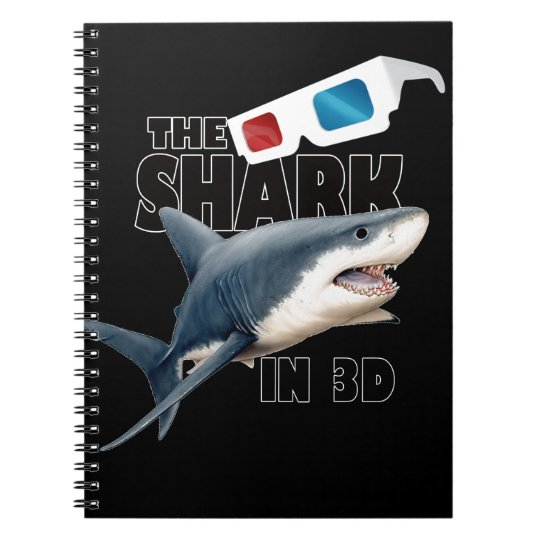 The Shark Movie Notebooks