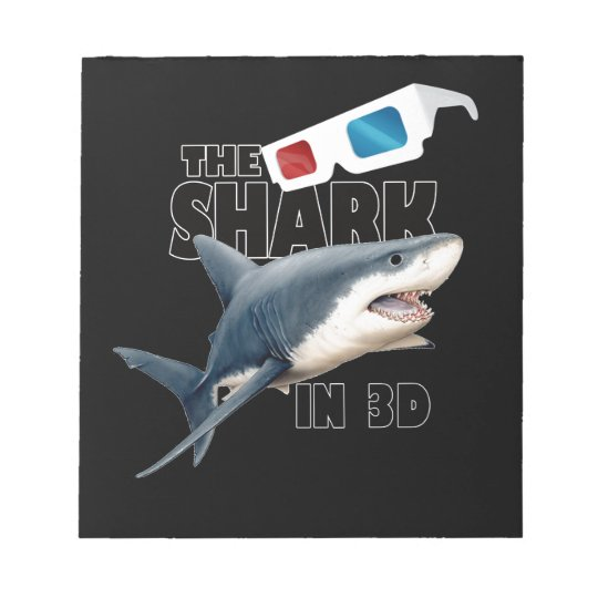 The Shark Movie Notepads