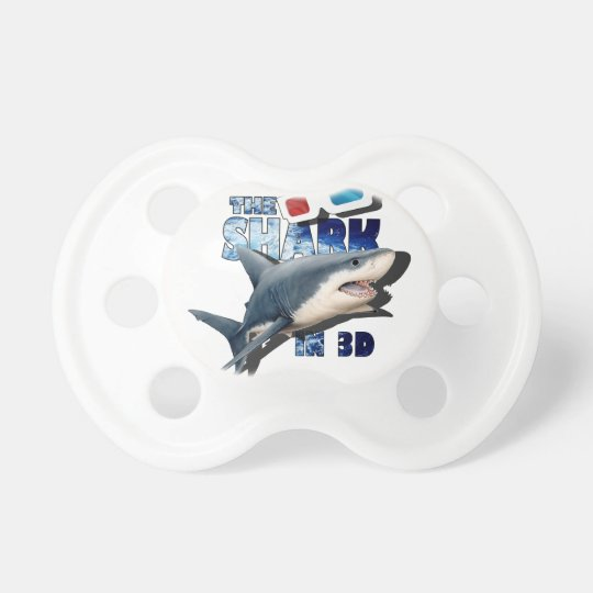 The Shark Movie Pacifiers