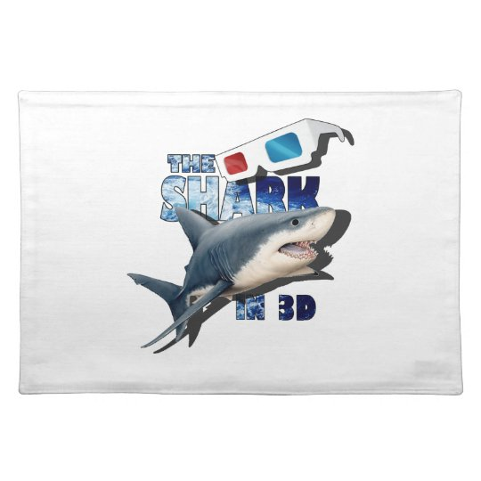 The Shark Movie Placemats