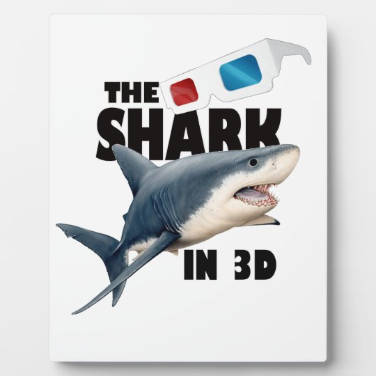 The Shark Movie Plaques