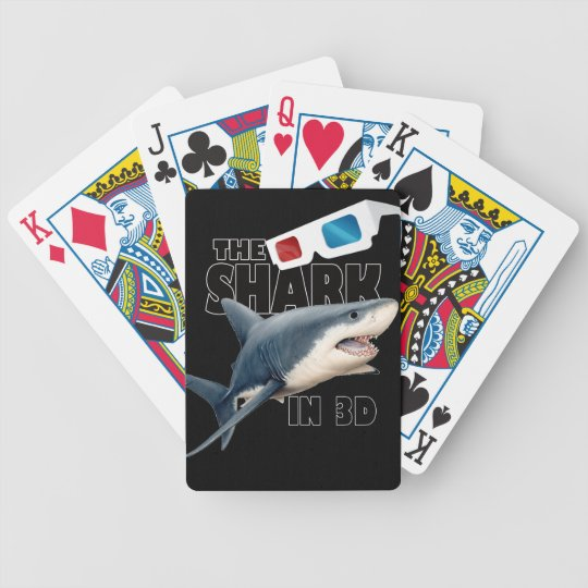 The Shark Movie Poker Deck