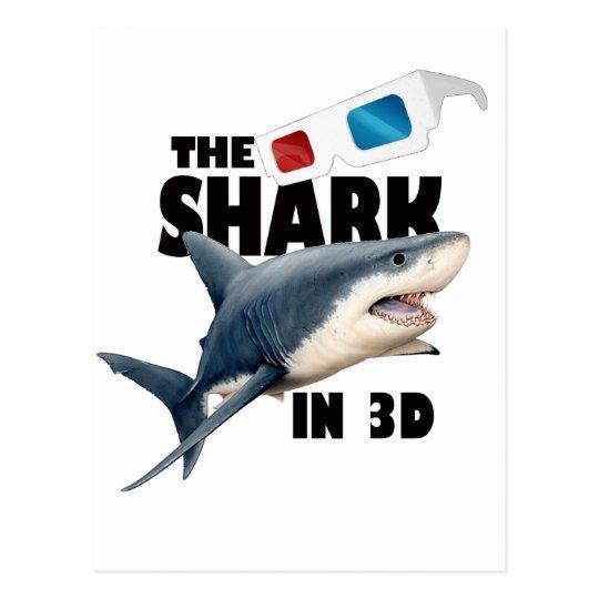 The Shark Movie Postcard