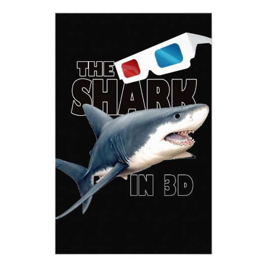 The Shark Movie Stationery
