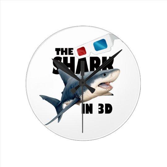 The Shark Movie Wallclock