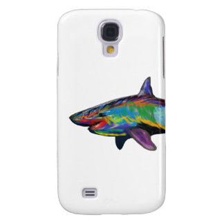 THE SHARK SPECTRUM GALAXY S4 COVER