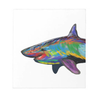 THE SHARK SPECTRUM NOTEPAD