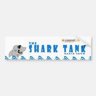 The Shark Tank Radio Show bumper sticker