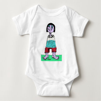 The Sharpest of the Bunch Baby Bodysuit