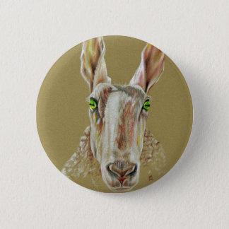 The Sheep 6 Cm Round Badge