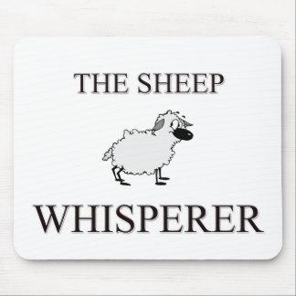 The Sheep Whisperer Mouse Mats
