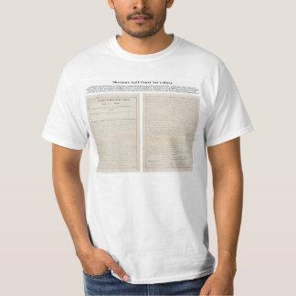 The Sherman Antitrust Act July 2 1890 T-Shirt