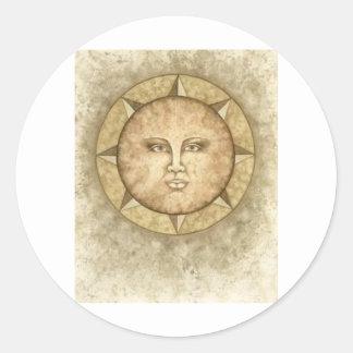 The Shilo Emporium Logo Round Sticker