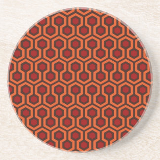 The Shining Reto Design Coaster