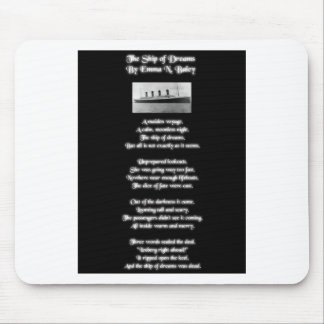 The Ship of Dreams Mouse Pad