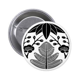 The Shochiku Co., Ltd. plum 6 Cm Round Badge